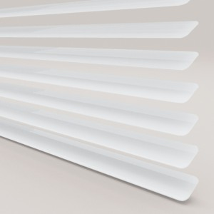 INTU Blinds 25mm Venetian Blinds Polar White