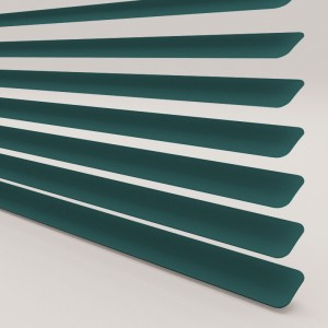 INTU Blinds 25mm Venetian Blinds Bottle Green