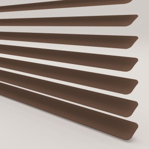 INTU Blinds 25mm Venetian Blinds Coffee