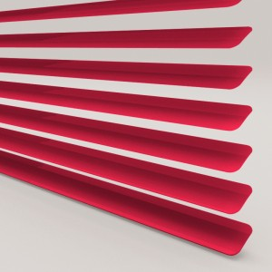 INTU Blinds 25mm Venetian Blinds Fire Engine Red