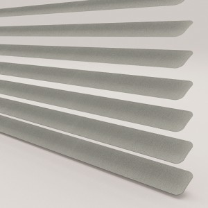 INTU Blinds 25mm Venetian Blinds Brushed Steel