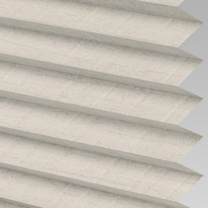 INTU Blinds Woodbark asc Beech Pleated Blinds