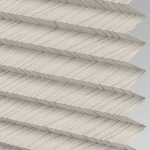 INTU Blinds Chenille asc Beige Pleated Blinds