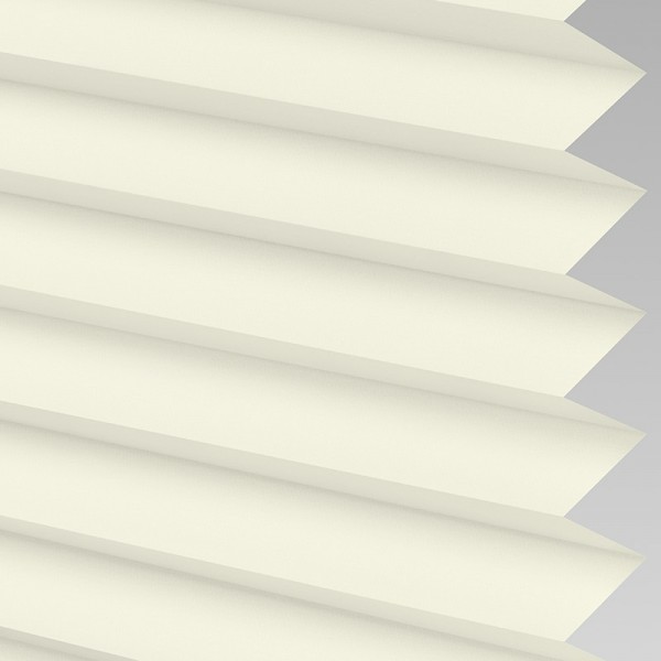 INTU Blinds Infusion asc Cream Pleated Blinds