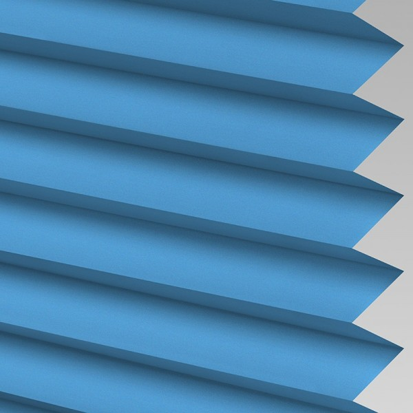 INTU Blinds Infusion asc Azure Pleated Blinds