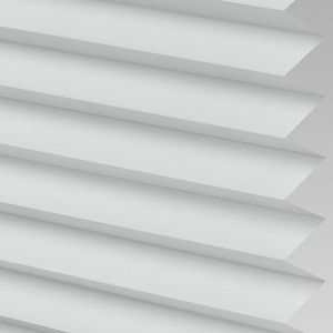 INTU Blinds Infusion asc Iron Pleated Blinds