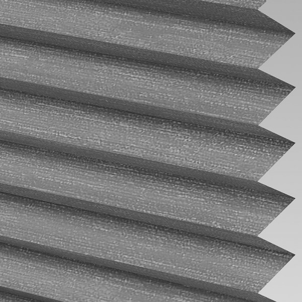 INTU Blinds Silkette asc Concrete Pleated Blinds