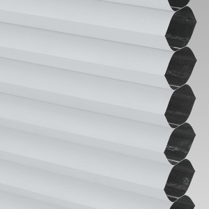 INTU Blinds Hive Blackout White Blinds