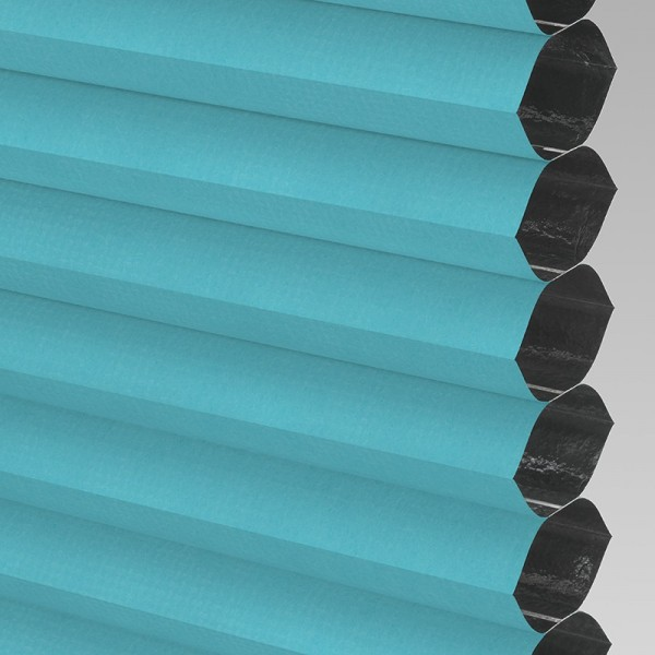 INTU Blinds Hive Blackout Teal Blinds