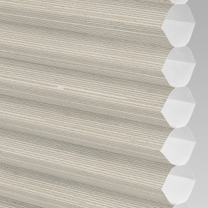 INTU Blinds Hive Silkweave Hills Cellular Blind Close Up