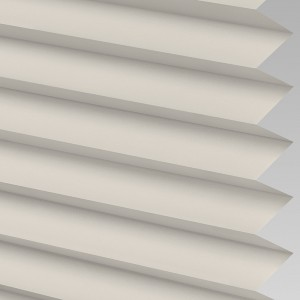 INTU Blinds Infusion asc Stone Grey Pleated Blinds