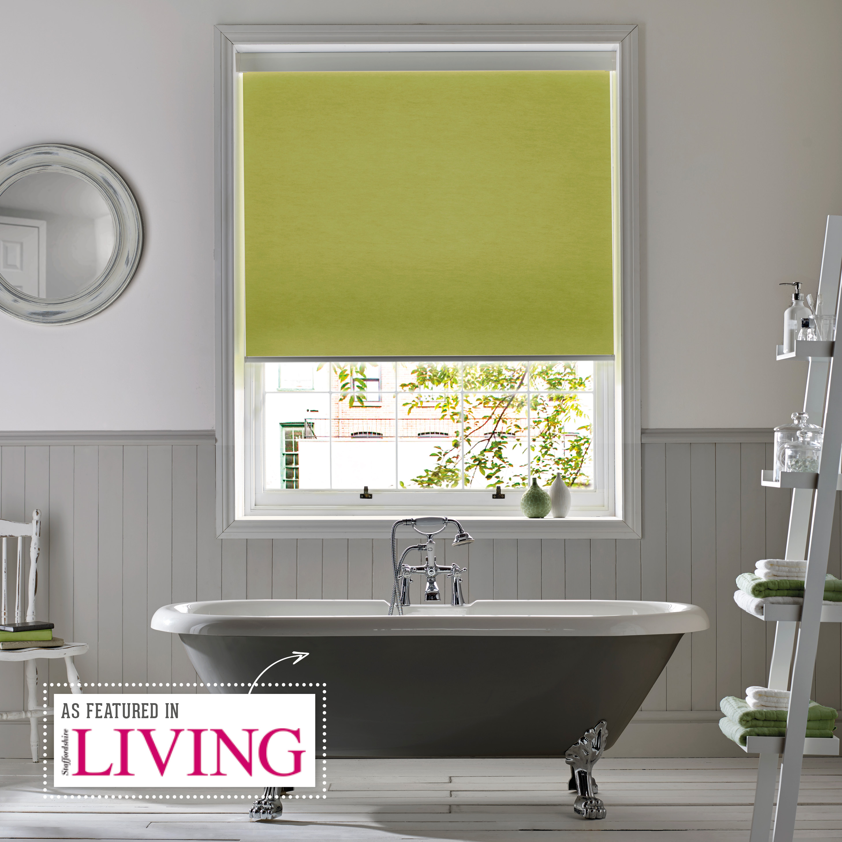 INTU Blinds As Featured in Staffordshire Living