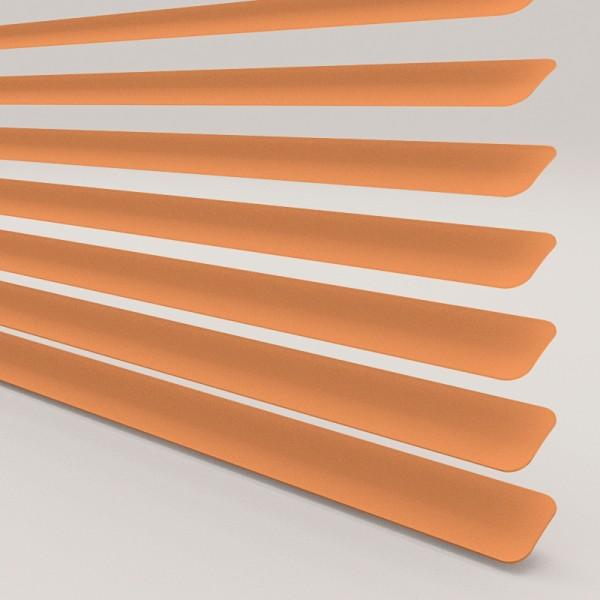 INTU Blinds 25mm Tangerine Venetian Blinds