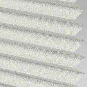 INTU Blinds Calia asc Fire Retardant Beige Pleated Blinds