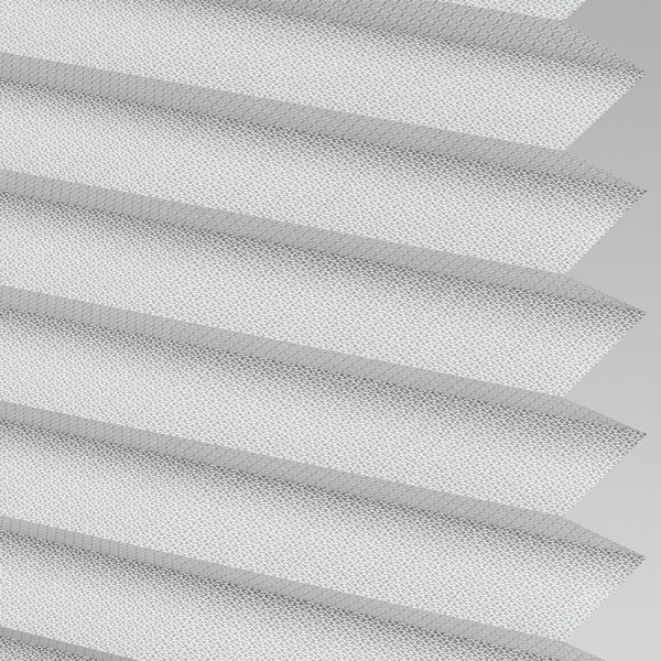 INTU Blinds Calia asc Fire Retardant Iron Pleated Blinds