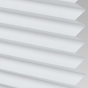INTU Blinds Halo Blackout Swan Pleated Blinds