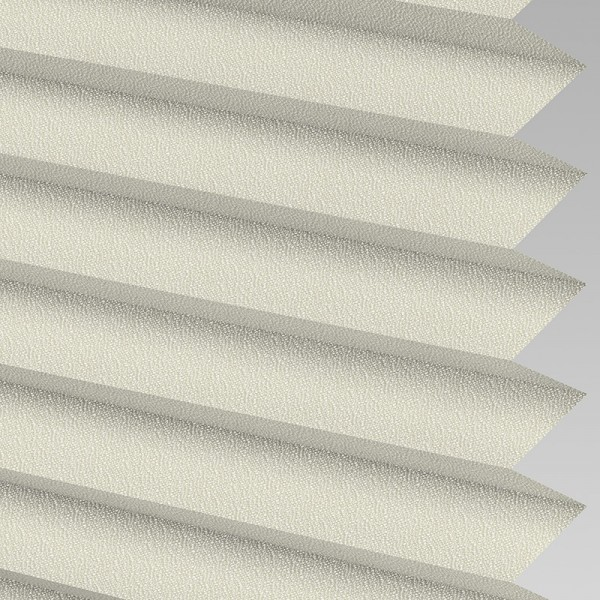INTU Blinds Halo Blackout Oyster Pleated Blinds
