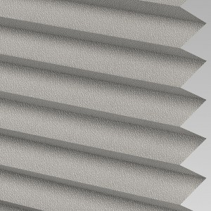 INTU Blinds Halo Blackout Elephant Pleated Blinds