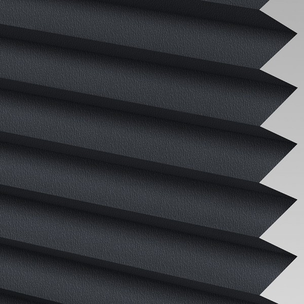 INTU Blinds Halo Blackout Panther Pleated Blinds