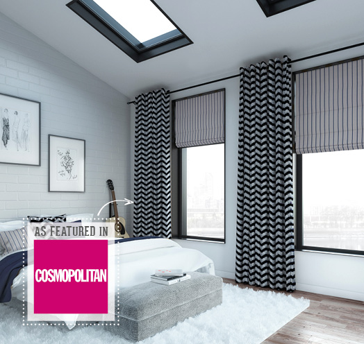 INTU Blinds As Featured in Cosmopolitan