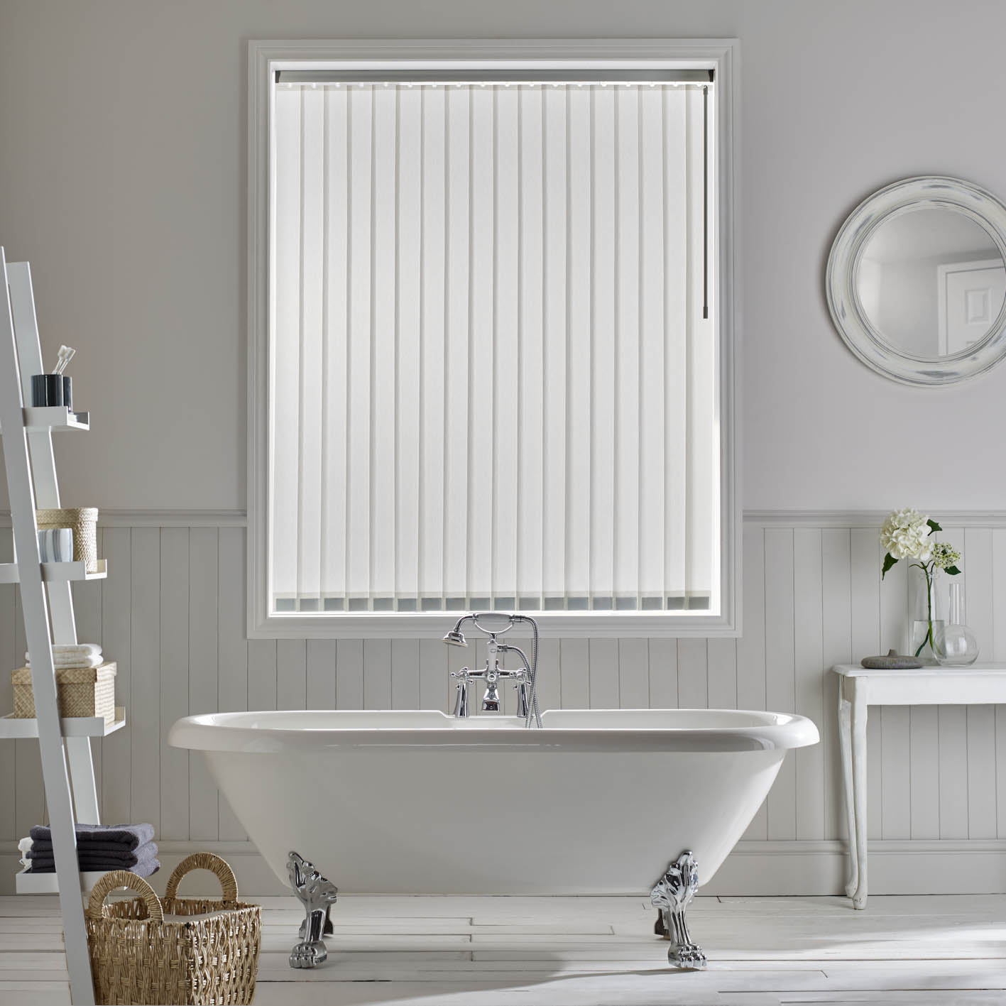 Five Of The Best Blinds For Bathrooms Intu Blinds