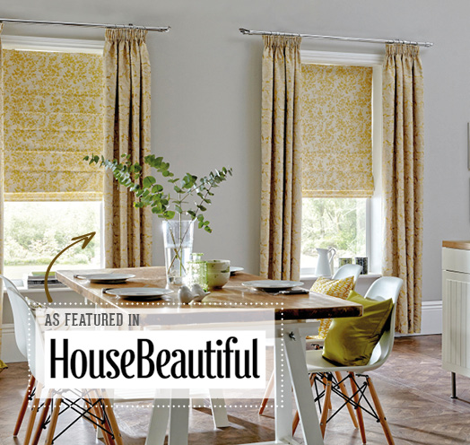 INTU Blinds As Featured in House Beautiful